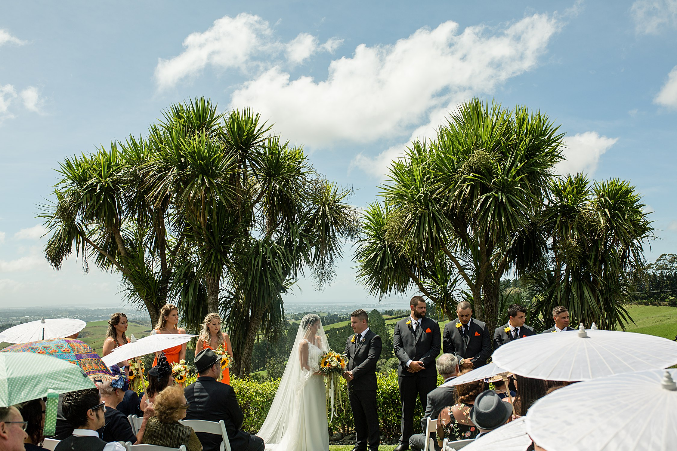 Eagle Ridge Tauranga Wedding Photographer