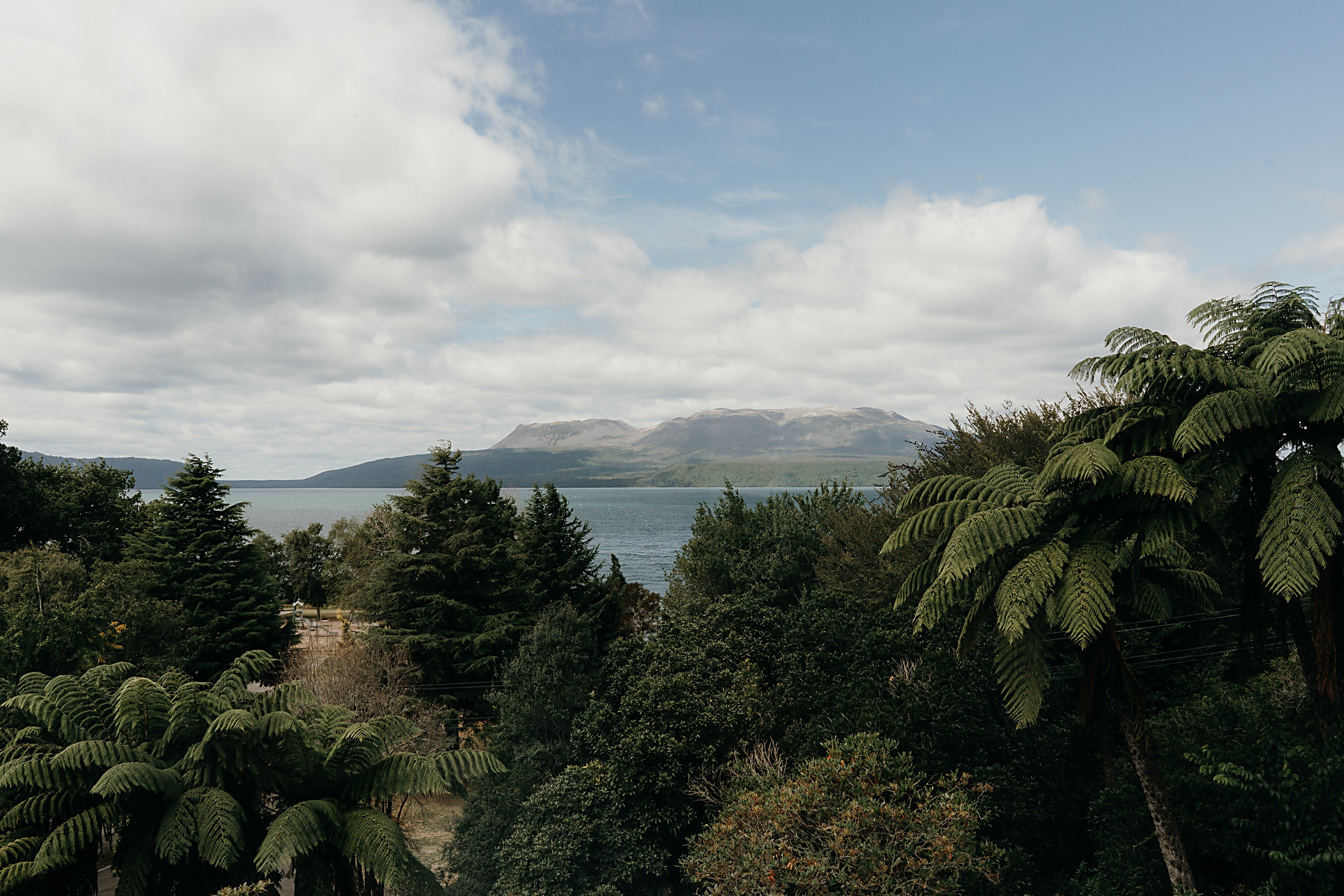 Lake Tarawera Wedding
