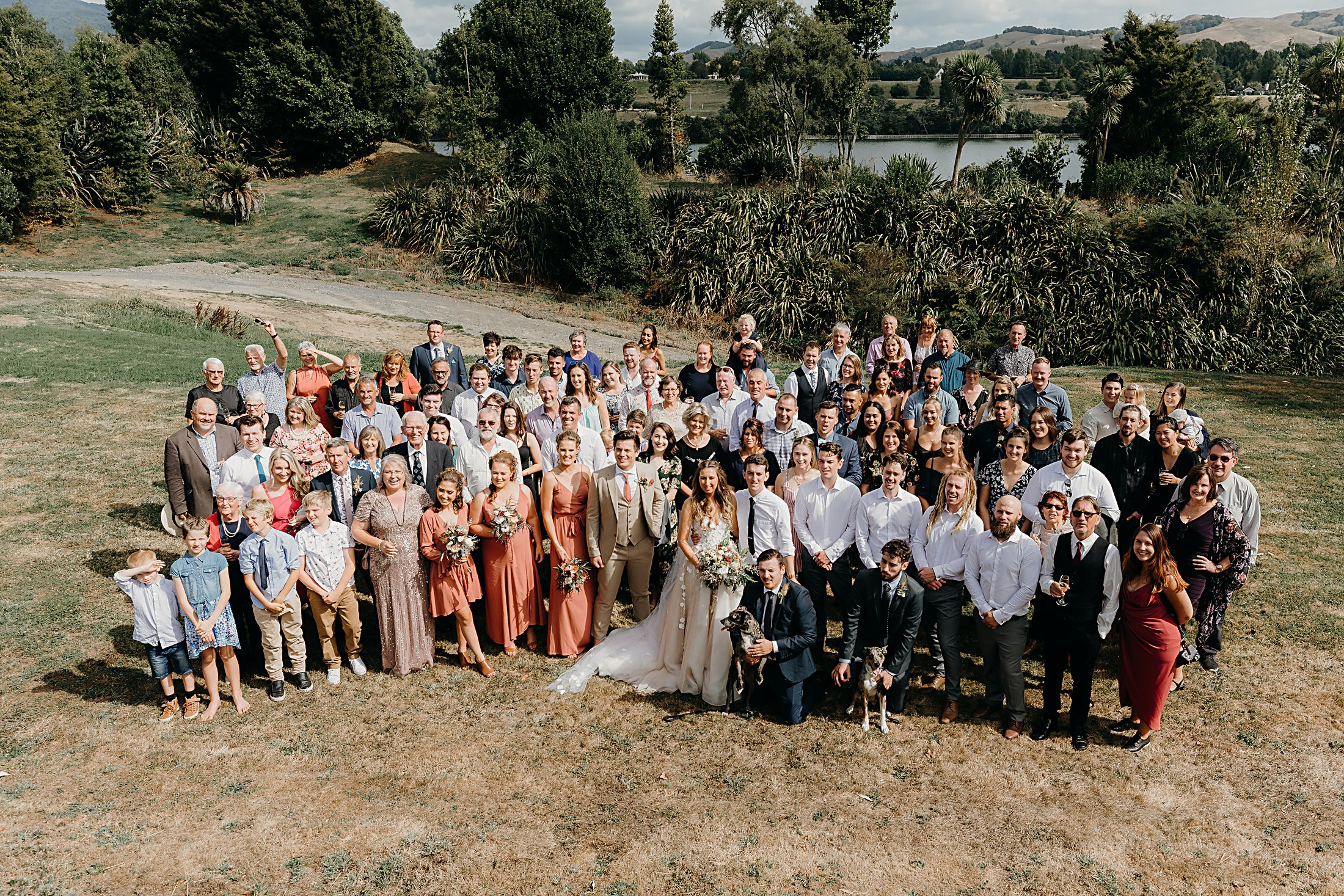 Boatshed Karapiro Wedding